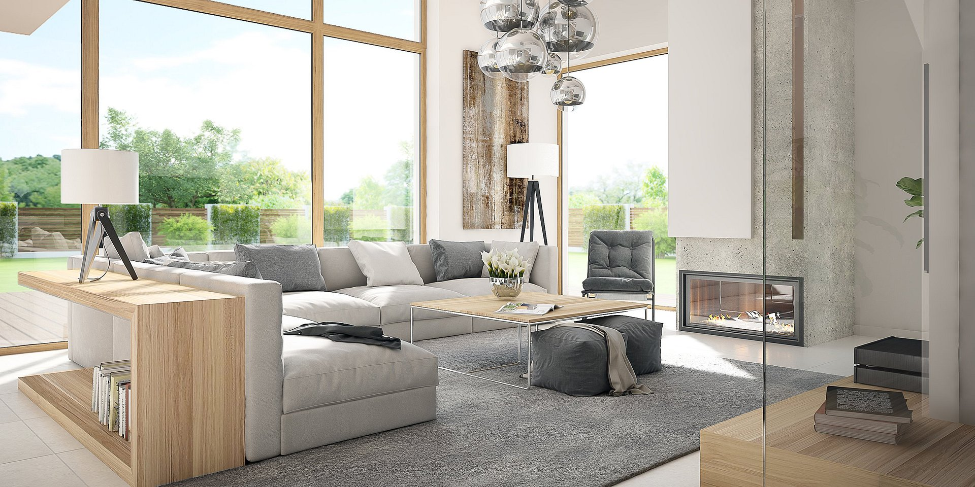 Windows as an interior design element – trends for 2021